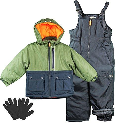 Puffy Winter Coat - 9