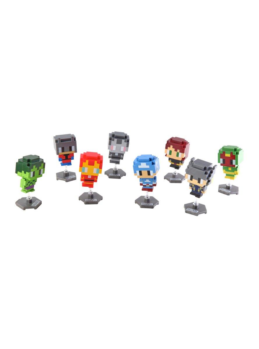 Marvel Pixel Heroes Original Minis Blind Bag Figure Hot Topic 10518833