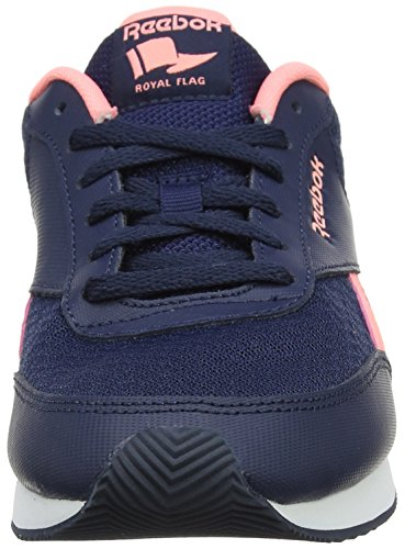 Melon Sour White Sneaker 2 Jogger Reebok Classic Navy Donna Collegiate Blu Royal PzIpO