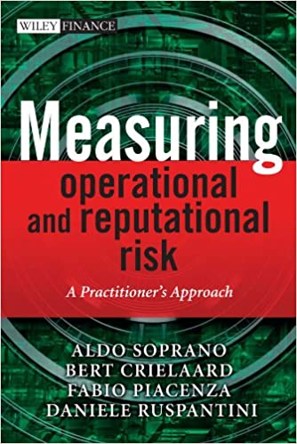 Operational Risk: Measurement and Modelling