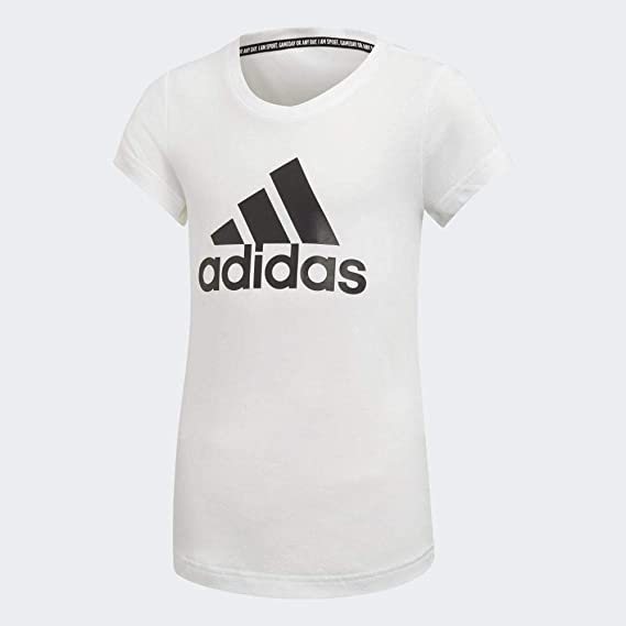 adidas Mädchen Must Haves Badge of Sport T Shirt