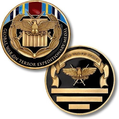 Global War on Terrorism Expeditionary Medal Northwest Territorial Mint