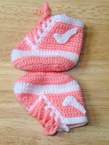 Selbstgestrickt/Handgemacht/Babysocken/Wollsocken/Babyschuhe/Mädchen/Junge/Fußlänge 8 cm