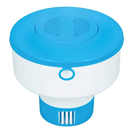 Intex 29041NP - Dispensador químico piscinas diámetro 17,8 cm