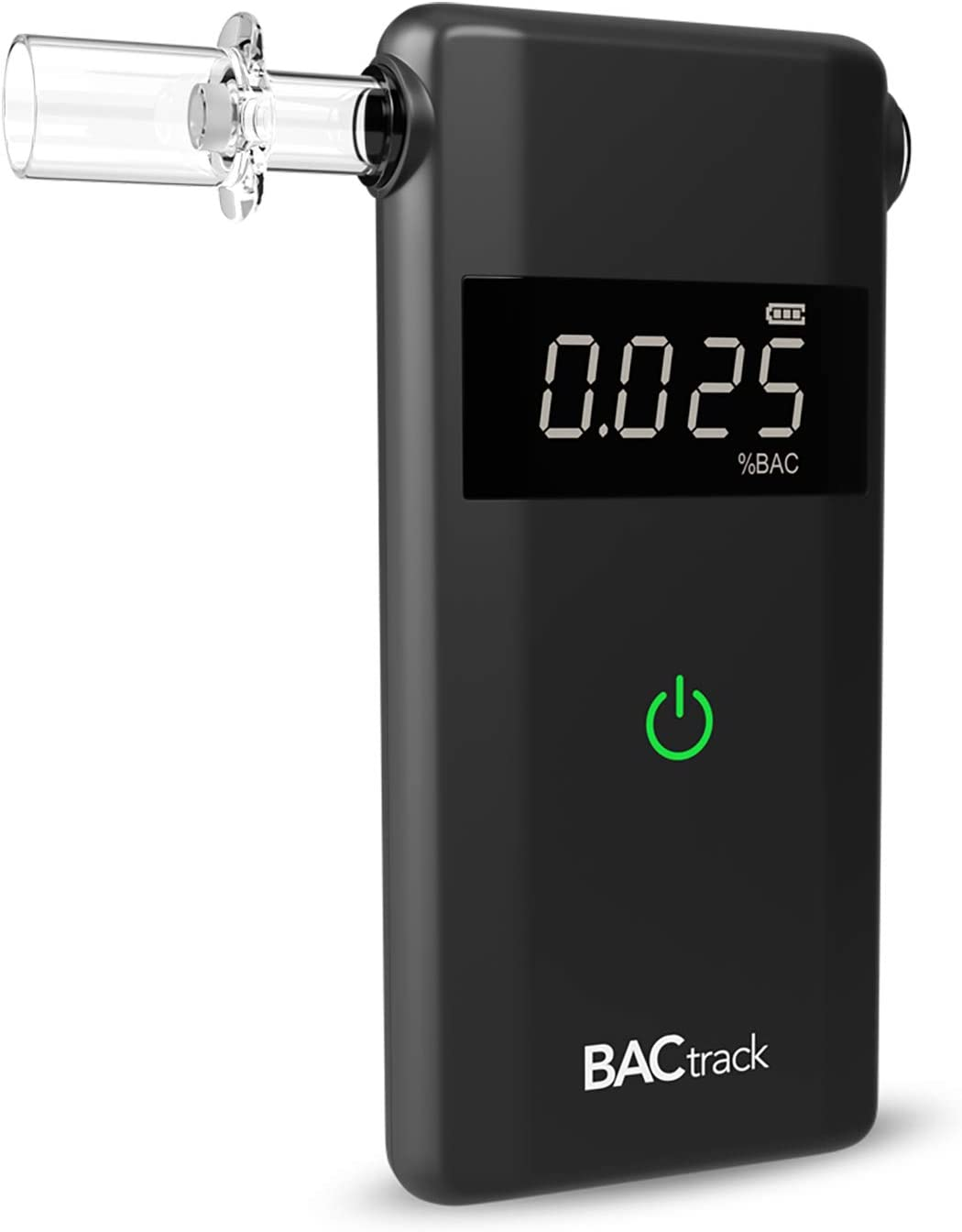 BACtrack Scout Breathalyzer | Professional Grade Accuracy | Portable Breath Alcohol Tester for Personal & Professional Use