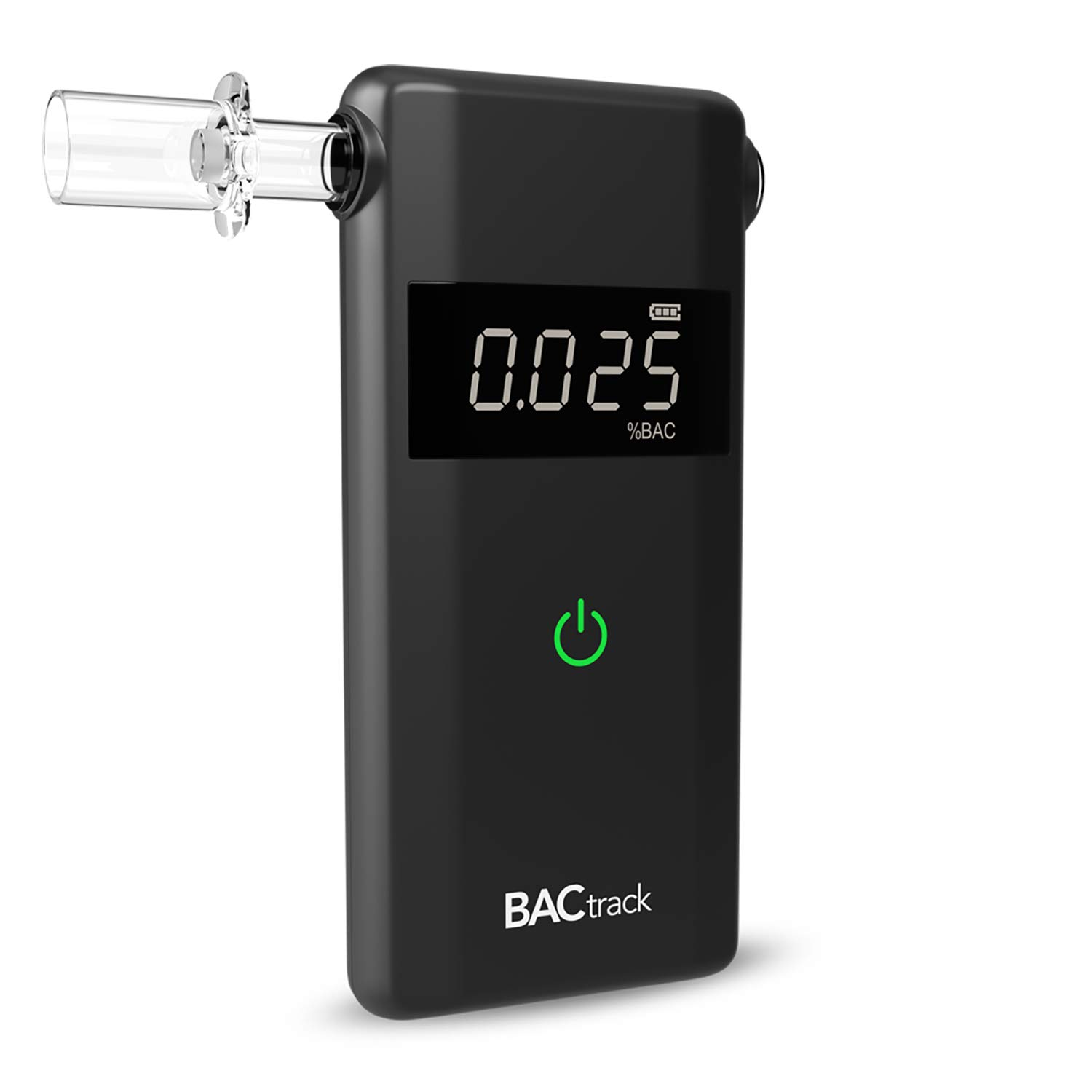 BACtrack Scout Breathalyzer | Professional Grade Accuracy | DOT & NHTSA Compliant | Portable Breath Alcohol Tester for Personal & Professional Use by BACtrack