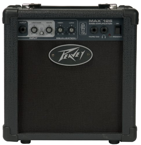 Peavey Max126 Bass Amplifier