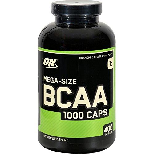 ON BCAA 1000 400c by OPTIMUM NUTRITION (Image #1)