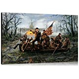 President Donald Trump With Guests Ted Nugent Kid Rock Poster Photo 12x18 20x30