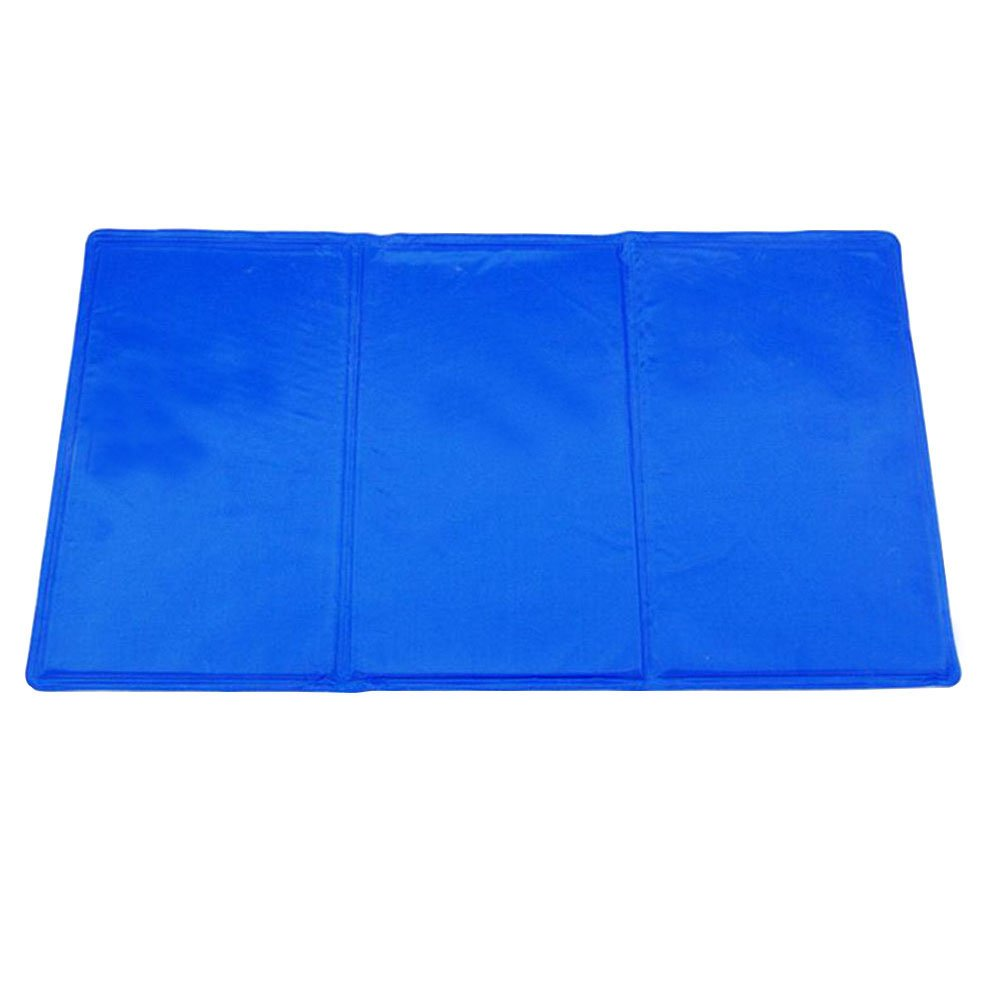 Pet Cooling Pad,Pet Dog Self Cooling Mat Pad for Kennels, Crates and Beds for Keeping Dogs Cool in Summer (XXL:20''x36'')
