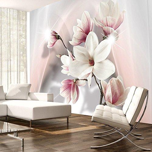 Vlies Fototapete 400x280 cm - 3 Farben zur Auswahl - Top - Tapete - Wandbilder XXL - Wandbild - Bild - Fototapeten - Tapeten - Wandtapete - Wand - Blumen b-A-0201-a-b