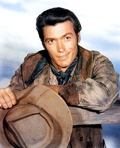 Posterazzi Clint Eastwood 1950S Photo Poster Print (16 x 20)