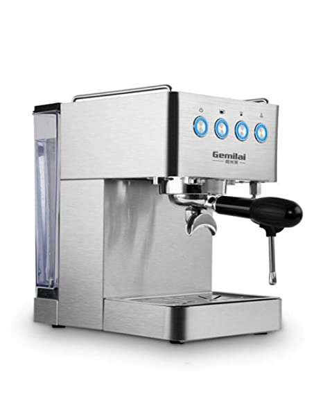DTBA Cafetera Espresso Cafetera Semiautomática con Espuma De ...