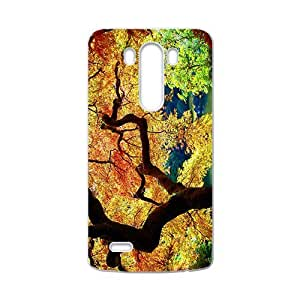 Attractive Autumn Trees Hot Seller High Quality Case Cove For LG G3