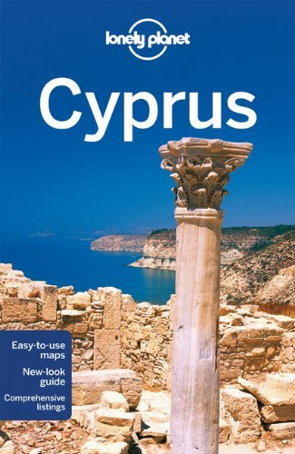 Read Online Lonely Planet Cyprus (Country Guide) [Paperback] [2012] (Author) Josephine Quintero, Matthew Charles pdf epub