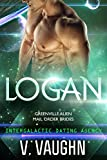 Logan: Intergalactic Dating Agency #21 (Greenville Alien Mail Order Brides Book 3)