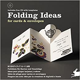 Folding Ideas For Cards Envelopes Cd Rom Laurence K Withers