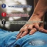 MunsteryAid Customized Medical Alert Bracelets with