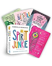 Spirit Junkie: A 52-Card Deck