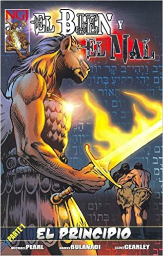 el bien y el mal parte 1 el principo good and evil comic part 1 in spanish no greater joy spanish edition