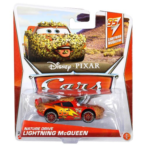 Disney / Pixar CARS MAINLINE 1:55 Die Cast Car Nature Drive