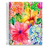 Tools4Wisdom 2020 Planner November 2019-2020 - 8.5 x 11 Floral Hardcover - Daily Weekly Monthly Planner - Dated Oct Nov December 2019 Plus 2020 Calendar Year