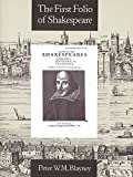 img - for The First Folio of Shakespeare book / textbook / text book