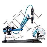 M3-M16 Vertical Type Pneumatic Air Tapping Machine Drilling Machine Pneumatic Tapping Machine Tapper Working radius:1500mm