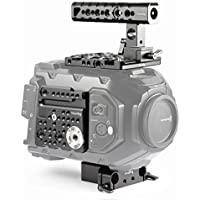 SmallRig Camera Accessories Kit for Blackmagic URSA Mini including Top Handle, Side Plate ,Top Plate, U-Base Plate -1902