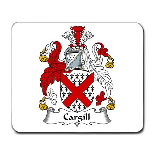 cargill-family-crest-coat-of-arms-mouse-pad