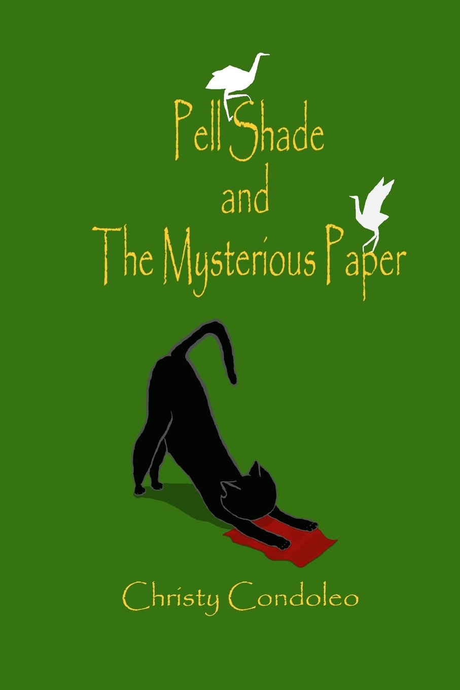 Download Pell Shade and the Mysterious Paper PDF