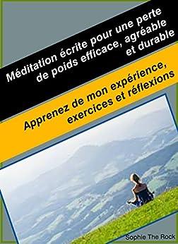 Méditation écrite pour une perte de poids efficace