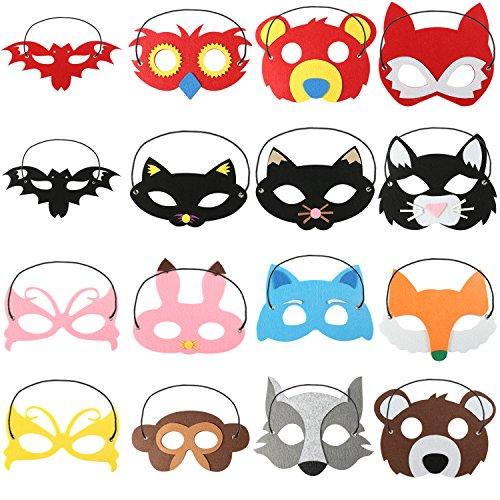 Animal Kids Masks - 5