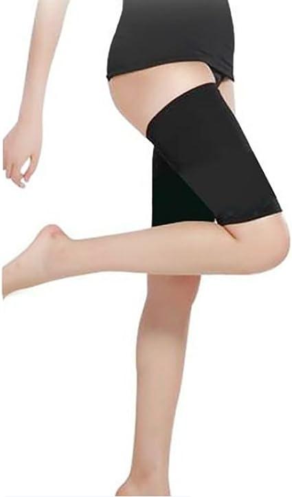 Skaten zu schlanken Oberschenkeln
