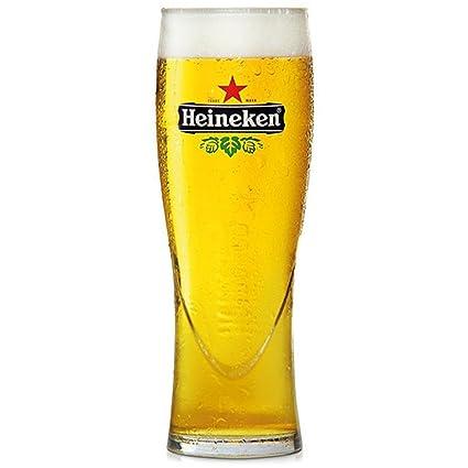 Personalizado 20 oz Heineken vaso con botella de Heineken ñandú incluye grabado hasta 30 letras en