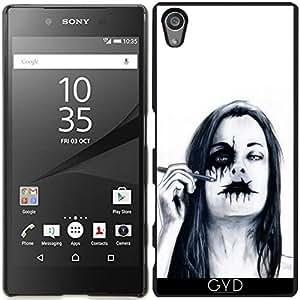 Funda para Sony Xperia Z5 - Incendio Provocado by zombierust