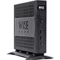 Dell Wyse D90D7 - Ordenador de sobremesa Mini (1.4, AMD G, 0.5, Flash, DDR3-SDRAM, AMD Radeon HD 6250) Black