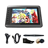 PNBOO PN10 -10.1'' LCD Pen Display Drawing Tablet monitor with Battery-free Passive Pen
