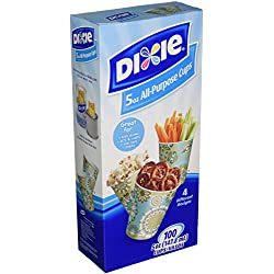 Dixie All Purpose Cups (5 oz)