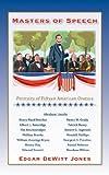 Masters of Speech, Edgar DeWitt Jones, 0877972850