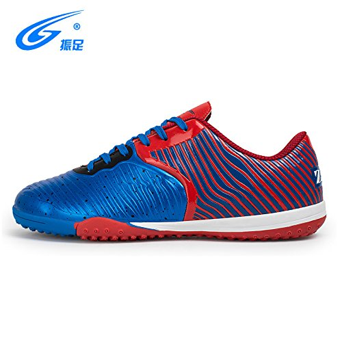 Xing Lin Chaussures De Football Chaussures De Football Pour Enfants, Hommes Et Femmes Broken Nails Tf Ongles Courts Étudiants À Fond Plat DOngle Ag Gazon Adultes Chaussures DEntraînement De Football