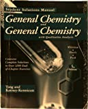 General Chemistry with Qualitative Analysis, Whitten, 0030156947