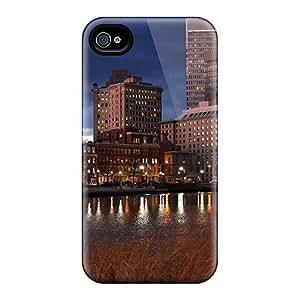 Fashion HmaTfFM8596XANpq Case Cover For Iphone 4/4s(providence)