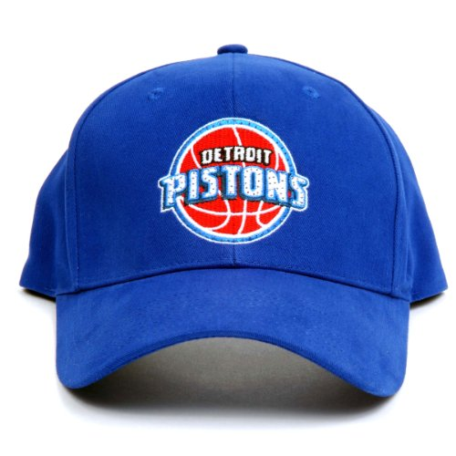 NBA Detroit Pistons LED Light-Up Logo Ad