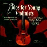 Solos for Young Violinists, Vol 1: Selections from the Student Repertoire