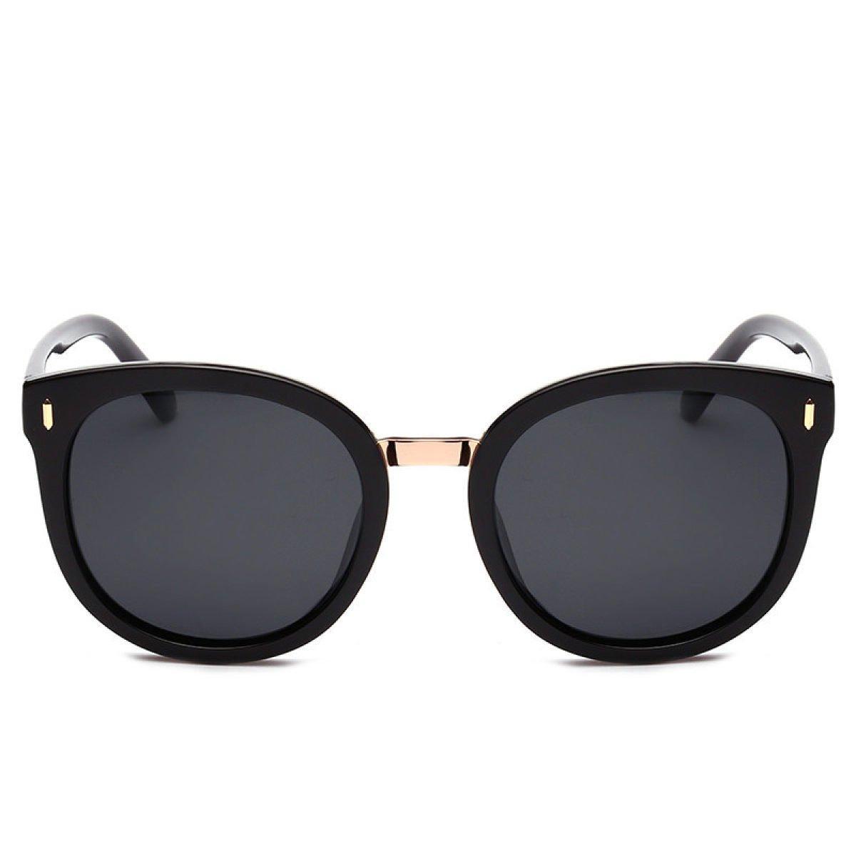Wkaijc Männer Und Frauen Farbe Film Mode Metall Polarisierende Persönlichkeit Komfort Kreativität Sonnenbrillen Sonnenbrillen,Purple