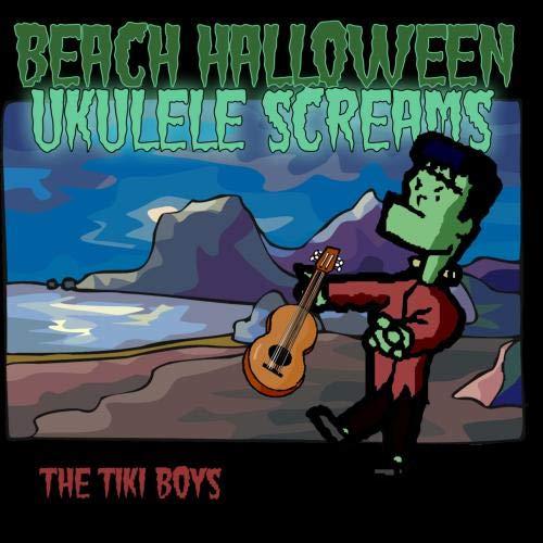 Beach Halloween Ukulele -