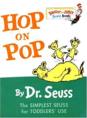 Hop on Pop (Bright & Early Board Books(TM)) from Random House Books for Young Readers