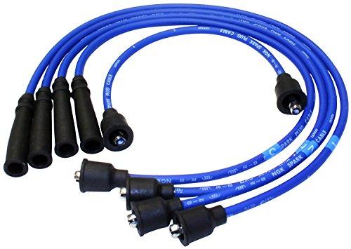 Spark Plug Wire Assembly - NGK (9434) SE76 Wire Set