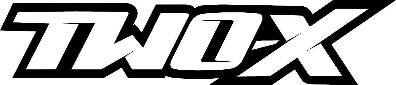 Gafas protectoras para Motocross con cristal de espejo anti rozaduras. Gafas TWO-X para motocross con cristal de espejo